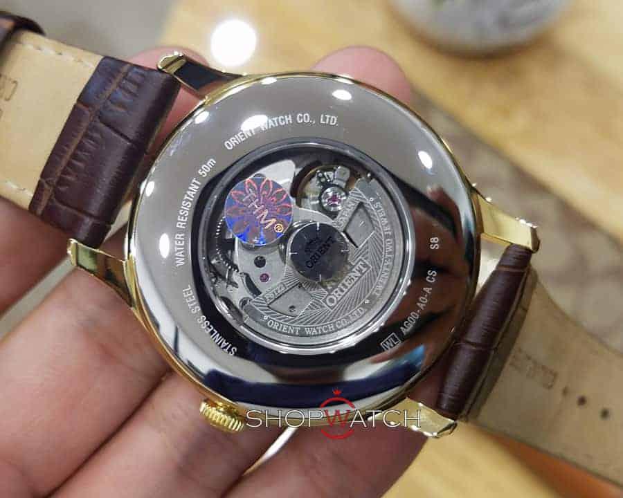phân biệt đồng hồ Orient FAG00002W0 chính hãng và fake