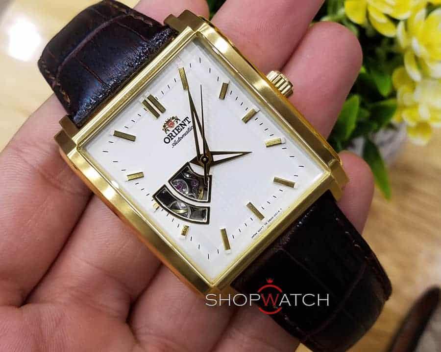 đồng hồ nam Orient FDBAD003W0 mạ vàng