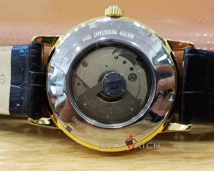 phân biệt đồng hồ Orient FER27005W0 chính hãng