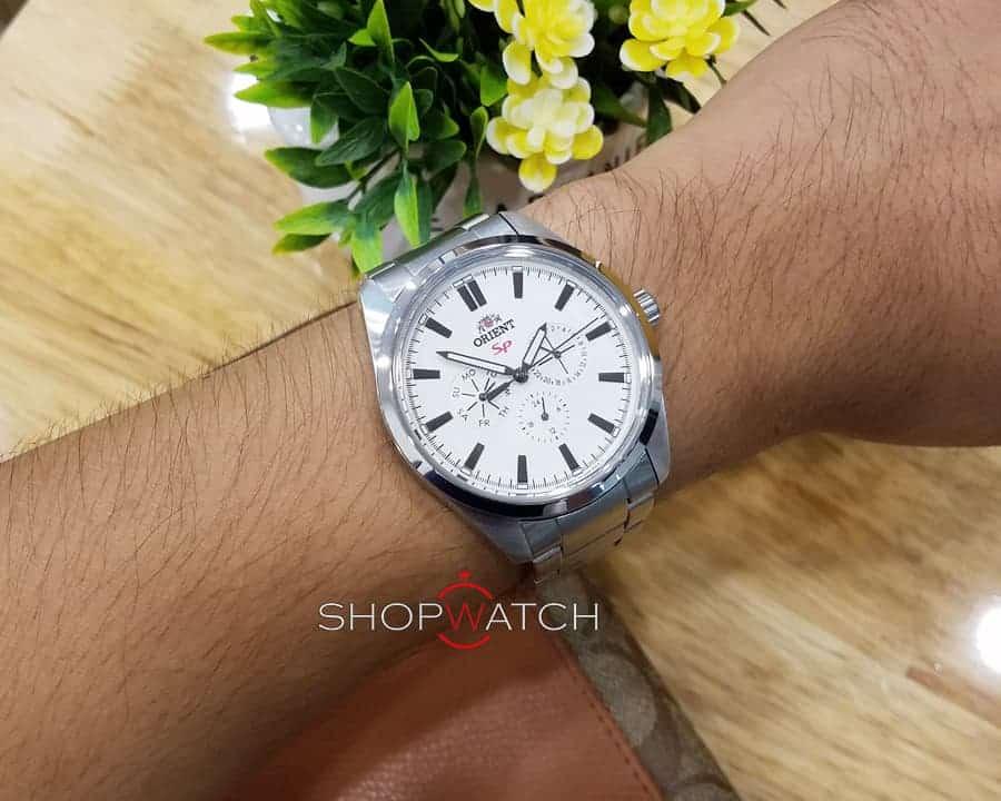 đồng hồ Orient FUX00005W0 xách thay chính hãng