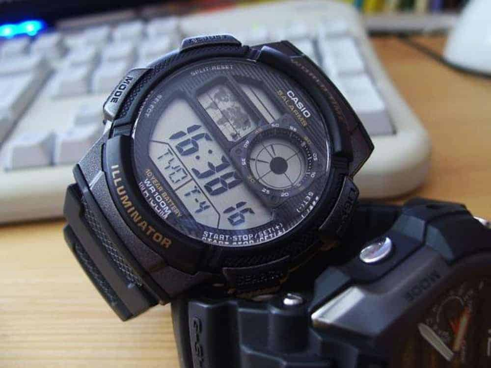 Đồng hồ casio AE-1000W-3AVDF giá rẻ
