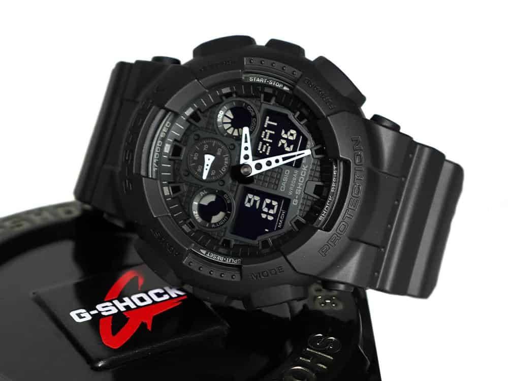 đồng hồ Casio GA-100-1A1DR