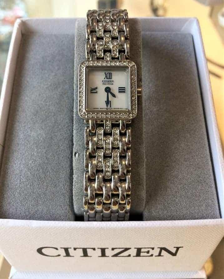 đồng hồ Citizen EW9790-53A