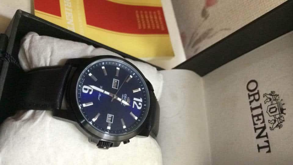 đồng hồ nam Orient FEM7J002D9 dây da