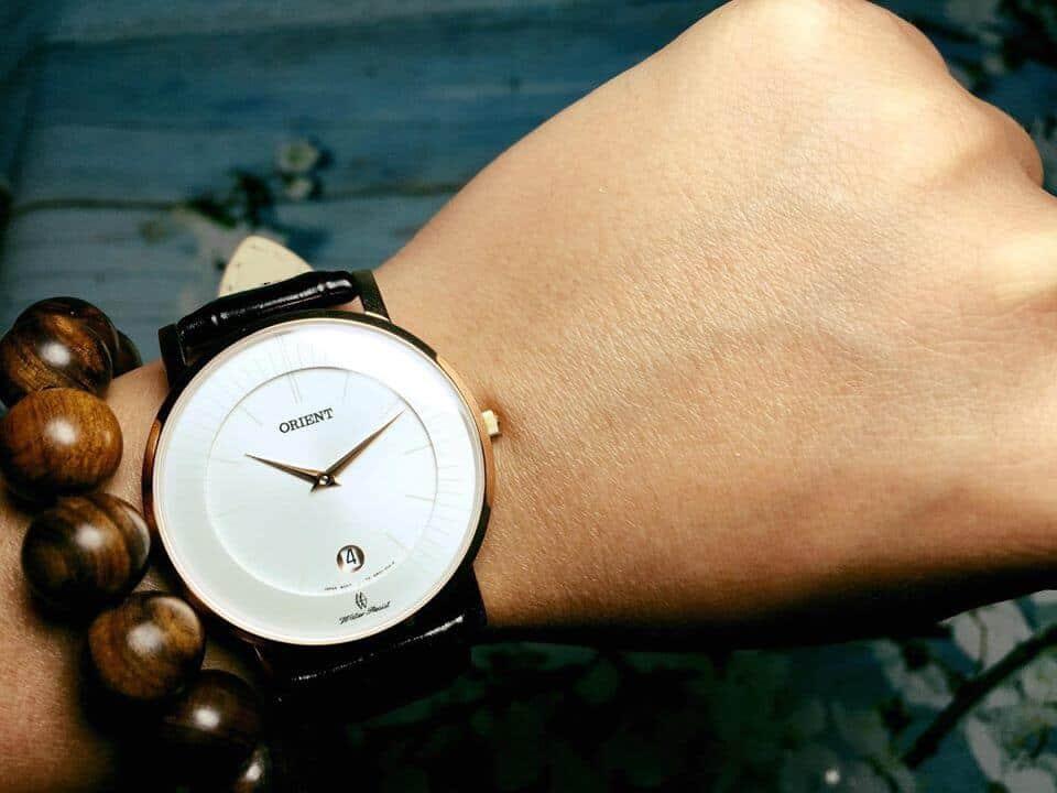 đeo đồng hồ Orient FGW0100CW0 sao cho đẹp