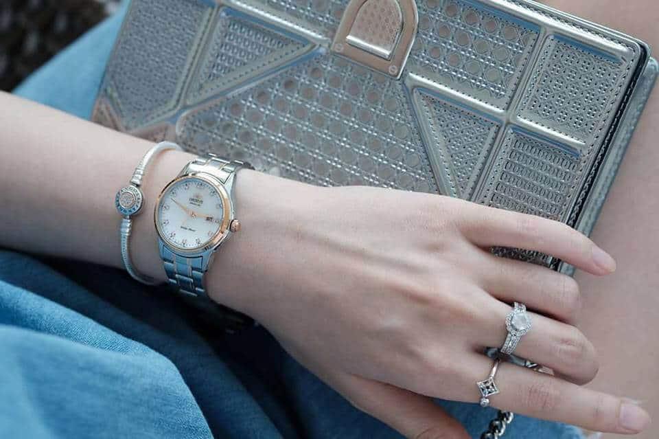 đồng hồ Orient FNR1Q001W0 dành cho nữ