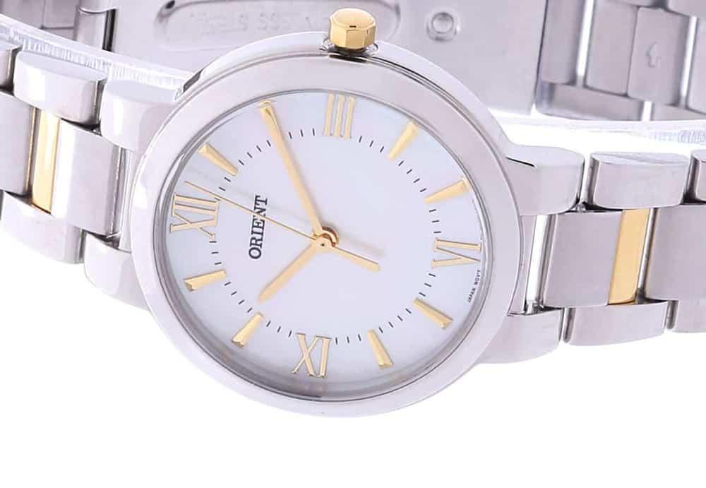 phân biệt đồng hồ Orient FQC0N003W0 chính hãng và hàng fake