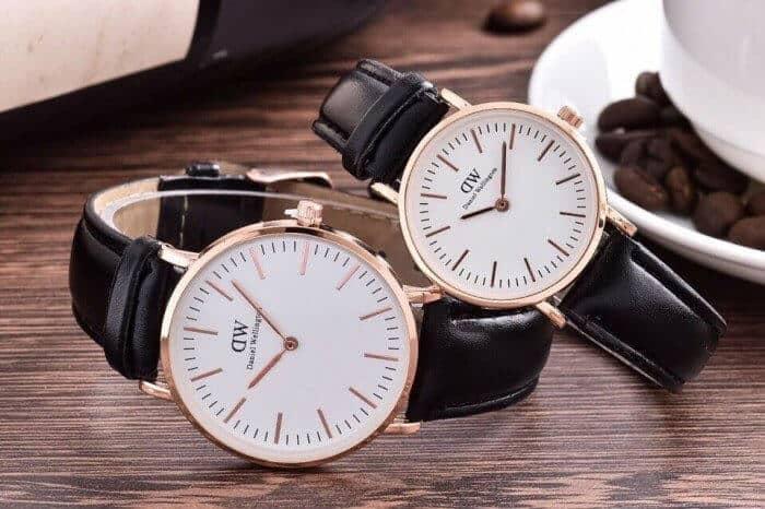 đặc điểm dây da đồng hồ DW