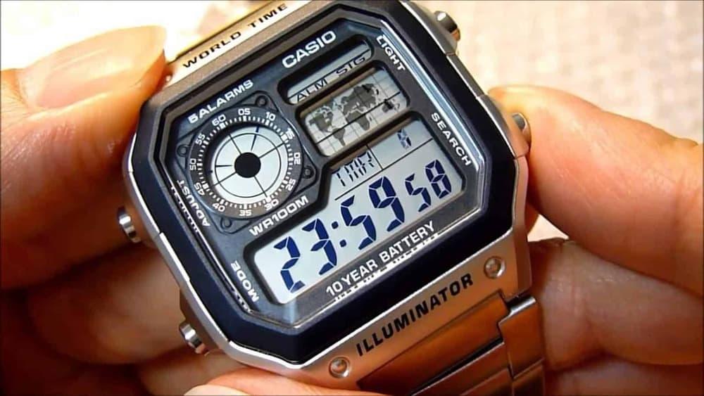 đồng hồ Casio AE1200WHD