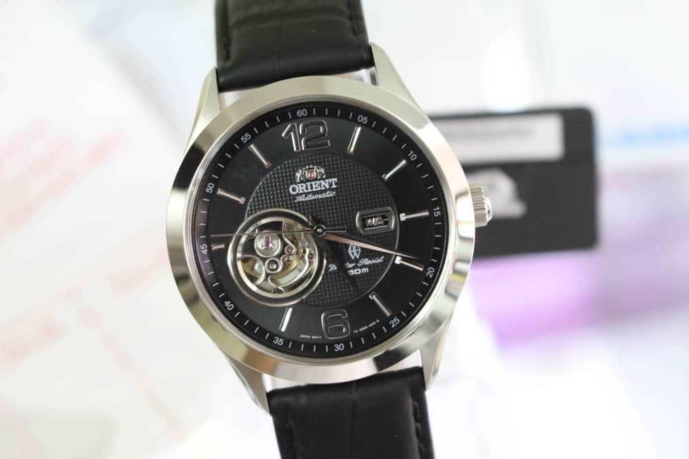 hướng dẫn chỉnh đồng hồ cơ Orient
