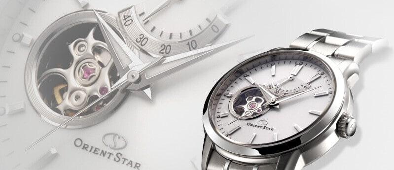 phân biệt đồng hồ Orient chính hãng