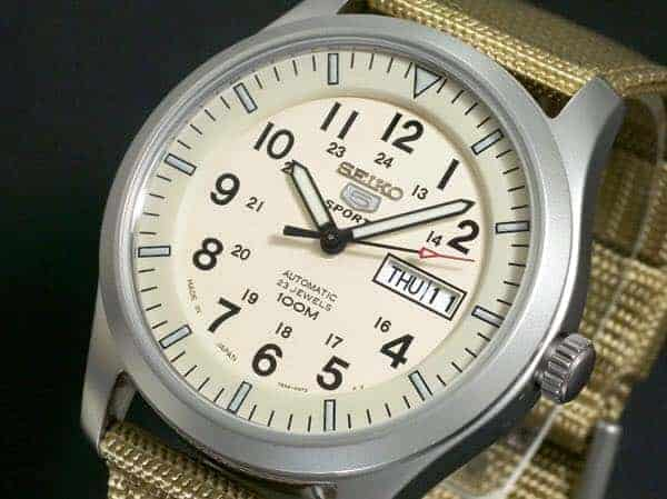đồng hồ Seiko SNZG07J1