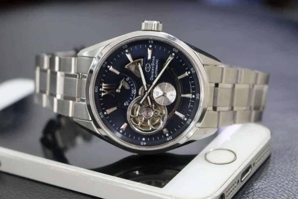 Đánh giá chất lượng đồng hồ Orient