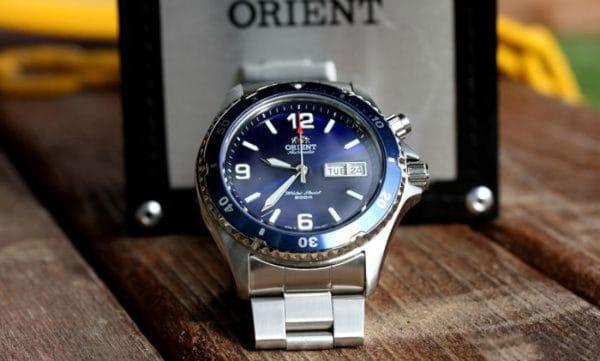 chất lượng đồng hồ cơ Orient