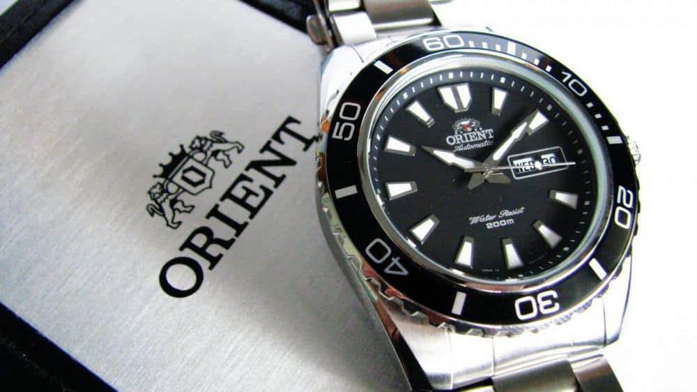đánh giá đồng hồ Orient