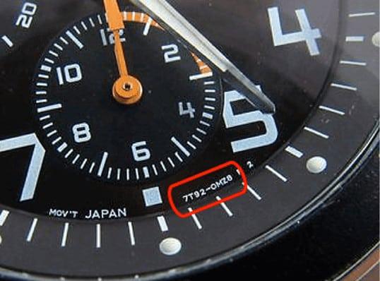 phân biệt đồng hồ Seiko chính hãng
