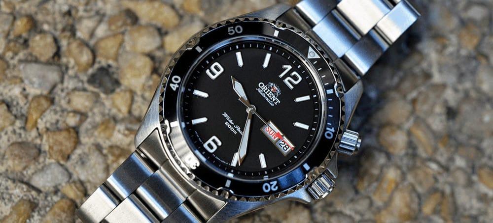 Đồng hồ Orient xách tay Nhật Bản