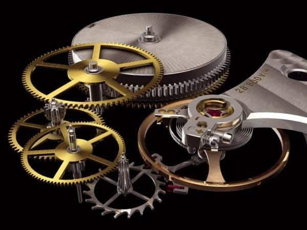 bộ máy đồng hồ cơ