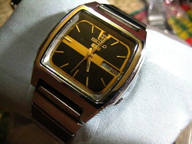 đồng hồ Seiko 5 Automatic cổ