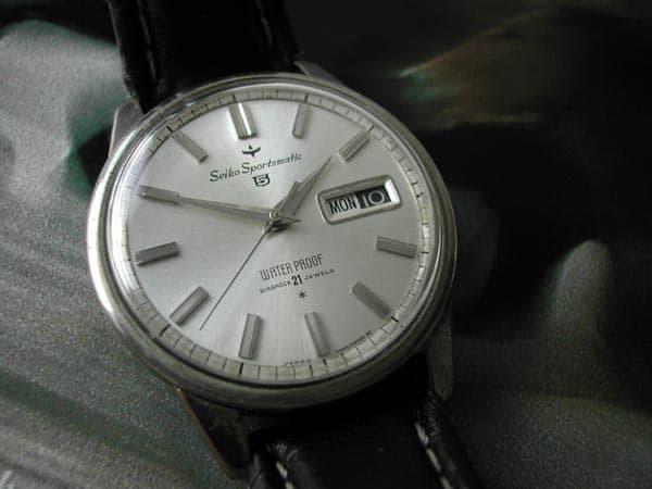 đồng hồ Seiko 5 cổ