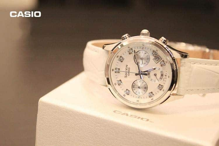 đồng hồ casio Sheen