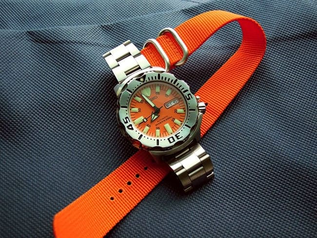 đồng hồ Seiko lặn biển
