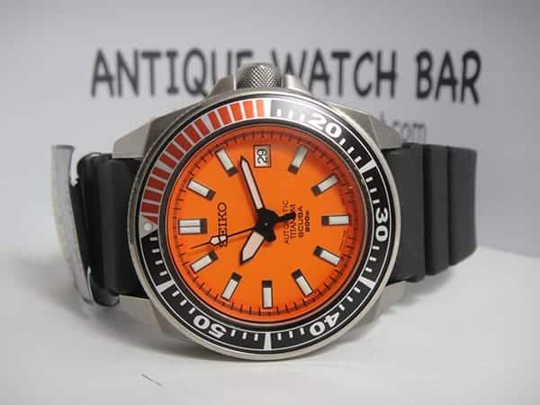 đồng hồ lặn thương hiệu Seiko