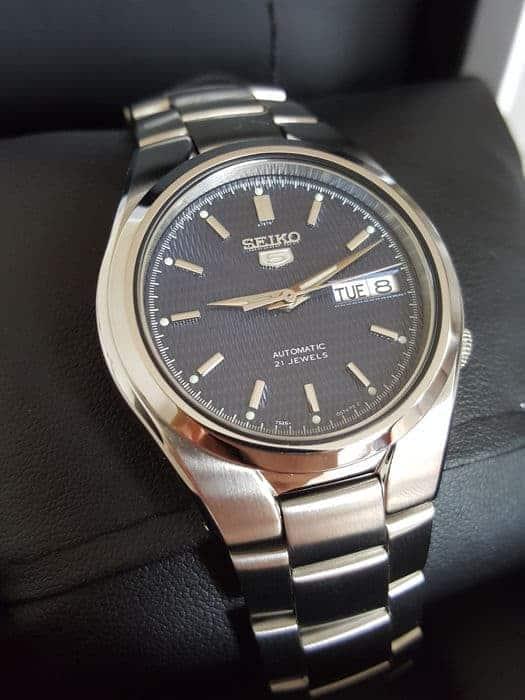 đồng hồ seiko automatic 21 jewels