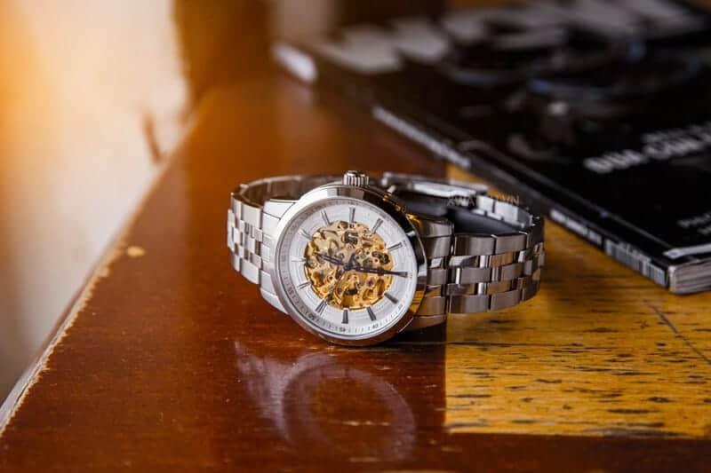 đồng hồ OP Skeleton