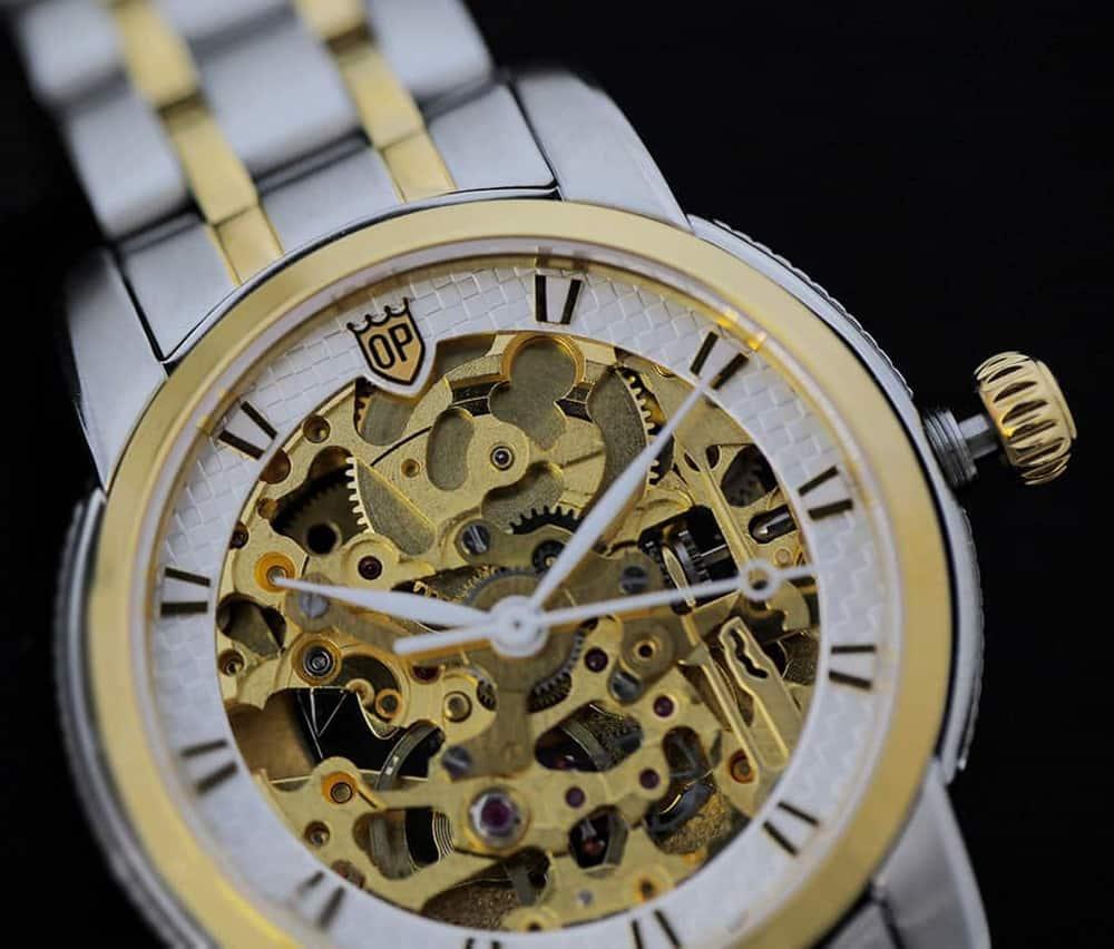 đồng hồ OP skeleton chính hãng