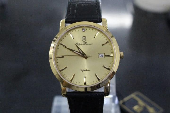 phân biệt đồng hồ OP chính hãng và fake
