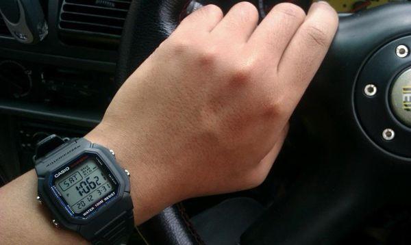 đồng hồ casio điện tử nam