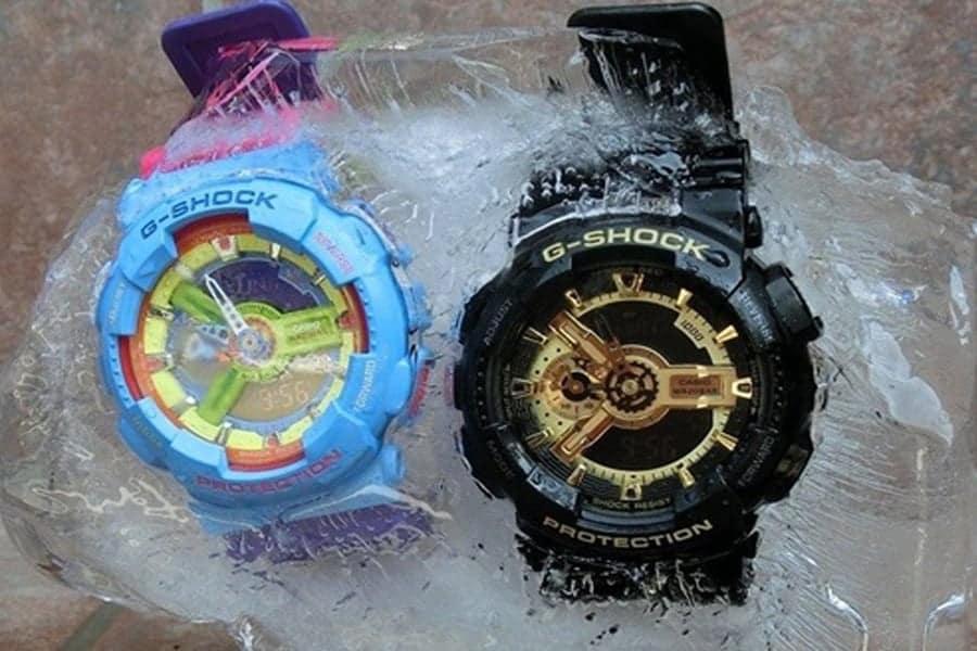 đồng hồ casio chống nước