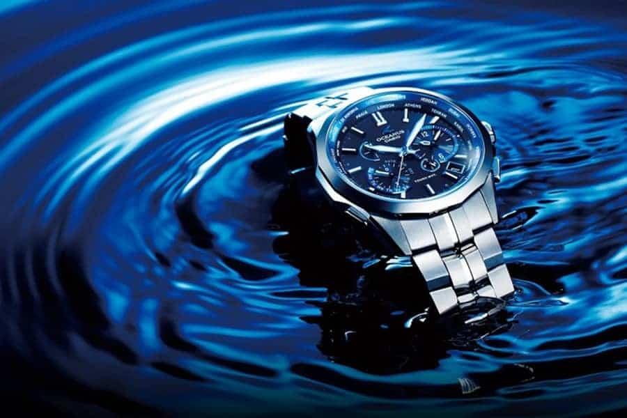 đồng hồ casio WR