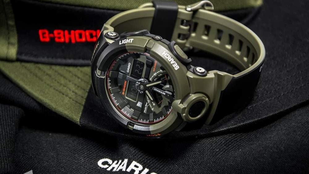 đồng hồ casio quân đội