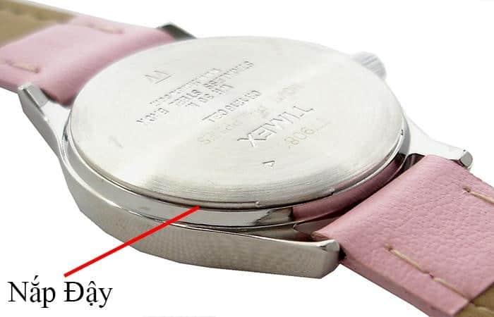 cách mở đồng hồ đeo tay