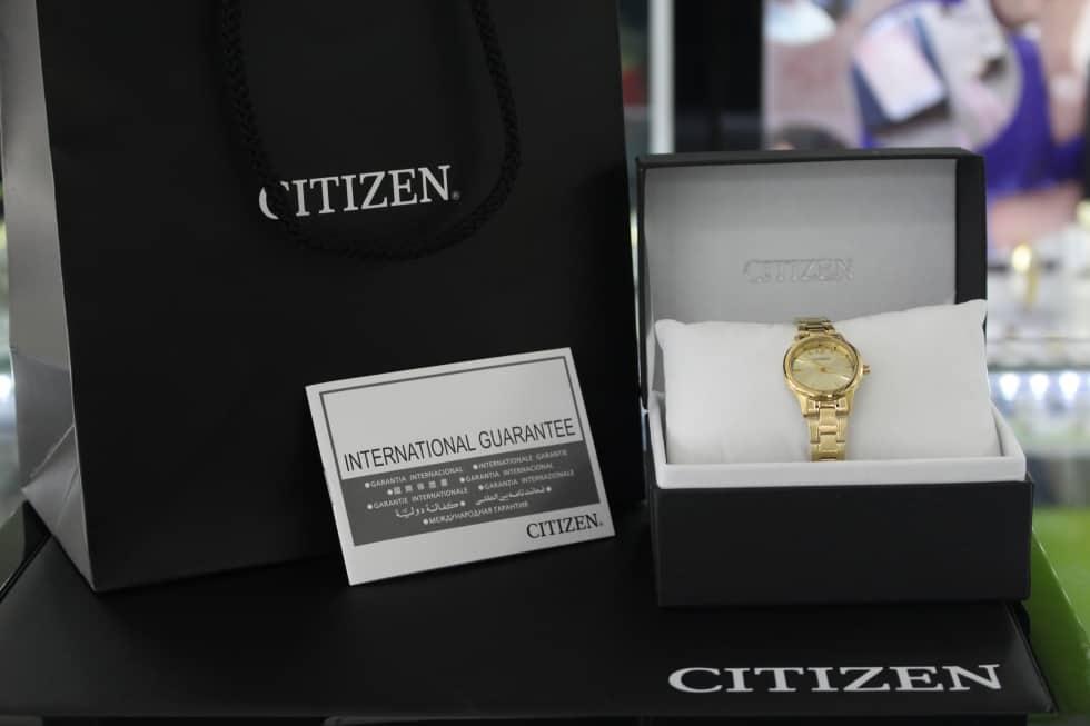 đồng hồ citizen fake 1