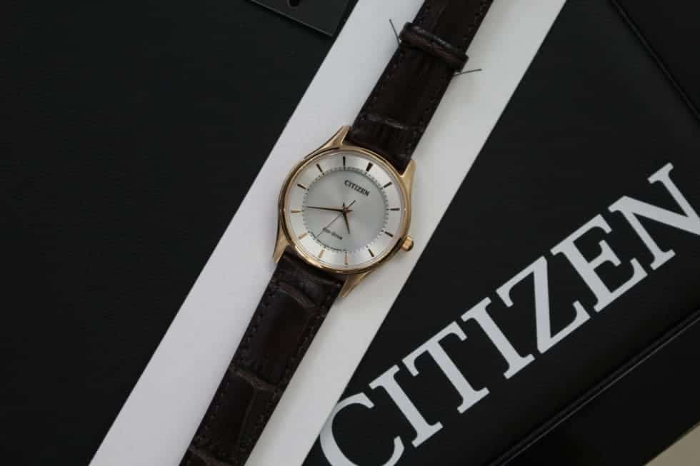 đồng hồ citizen fake