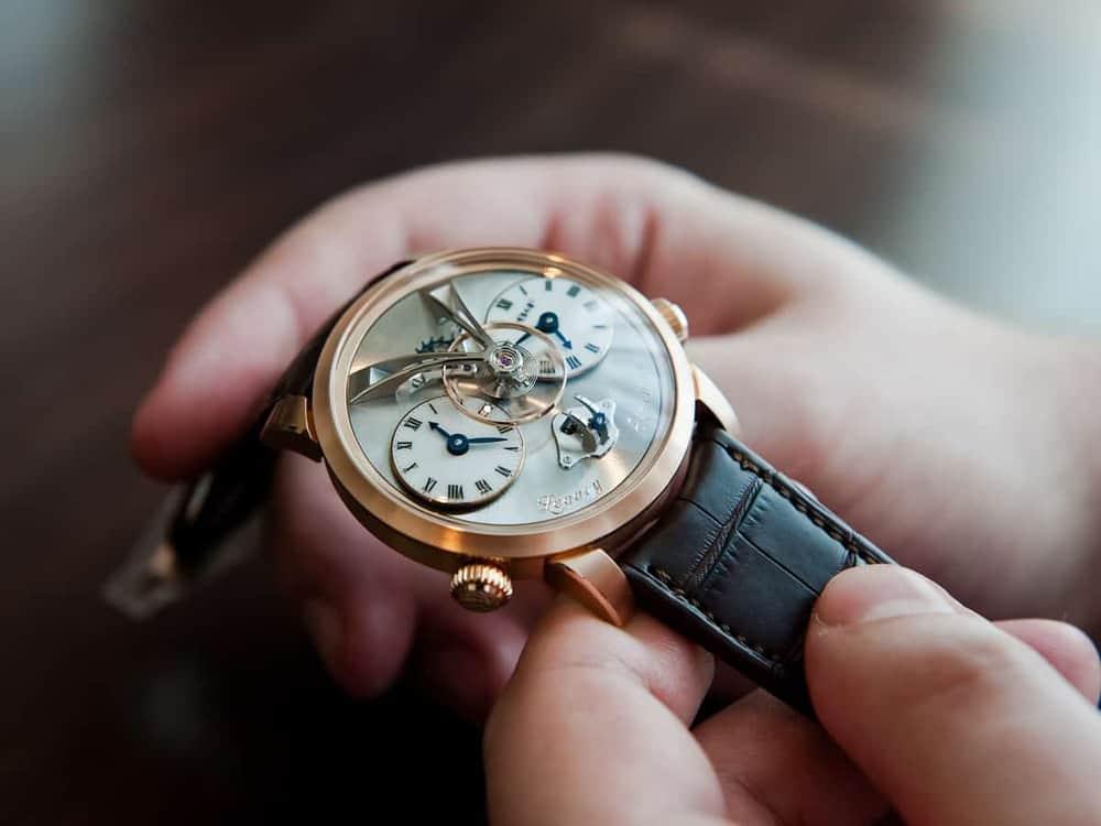 mua đồng hồ citizen fake