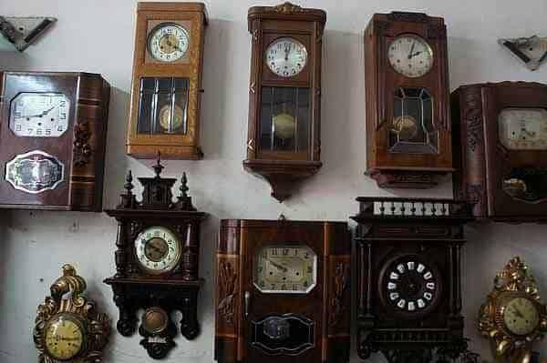 cấu tạo đồng hồ quả lắc