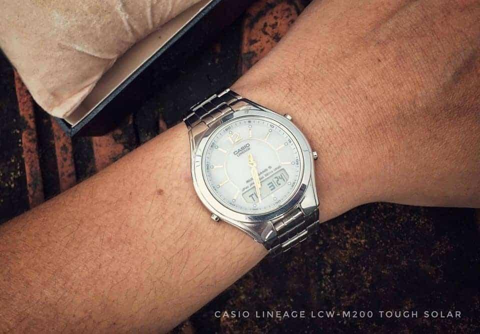 đồng hồ Casio Lineage