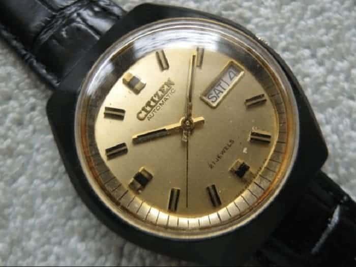 Đồng hồ cổ Citizen