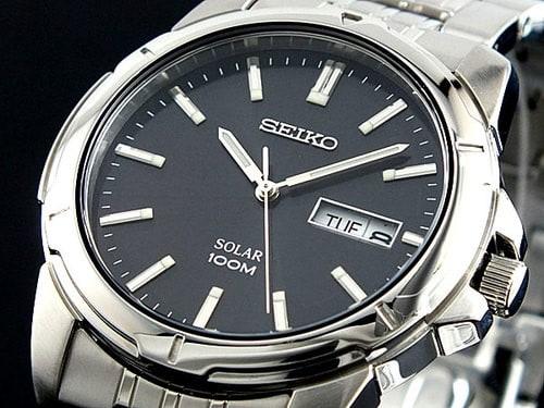 đồng hồ năng lượng mặt trời Seiko có gì nổi bật
