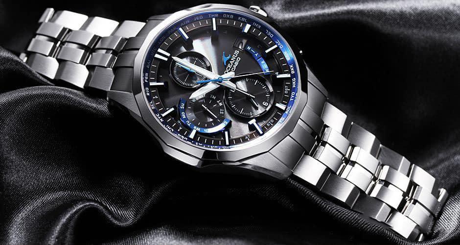 Đồng hồ Casio oceanus