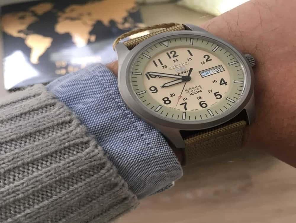 đồng hồ Seiko Automatic 23 jewels