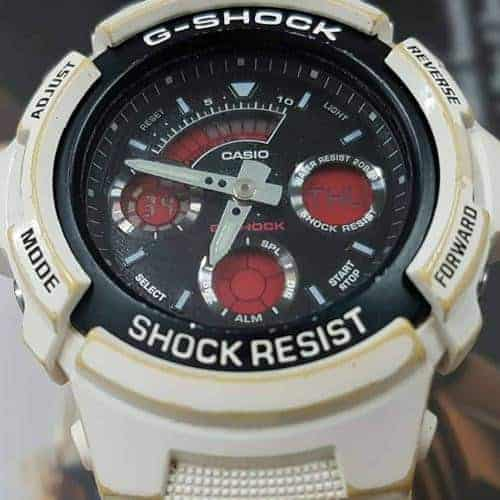đồng hồ g shock cũ
