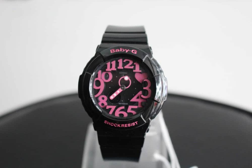 đồng hồ casio G Baby