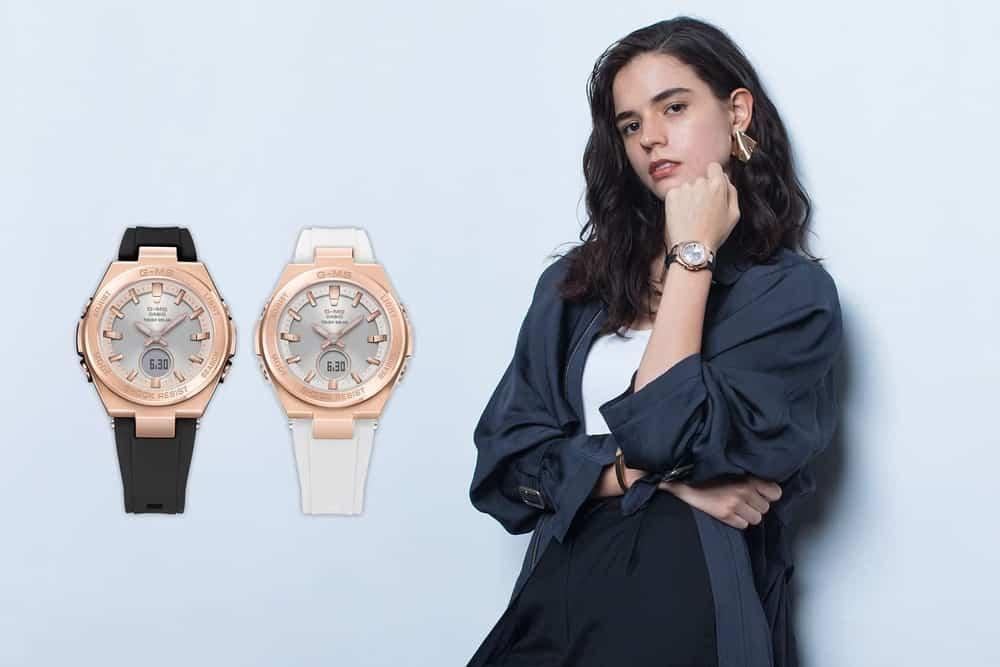 đồng hồ g shock nữ chính hãng