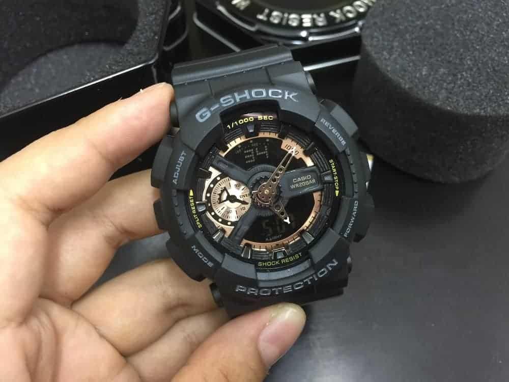 đồng hồ g-shock fake hà nội