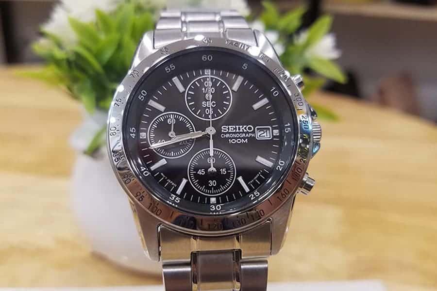 đồng hồ Seiko 6 kim chính hãng